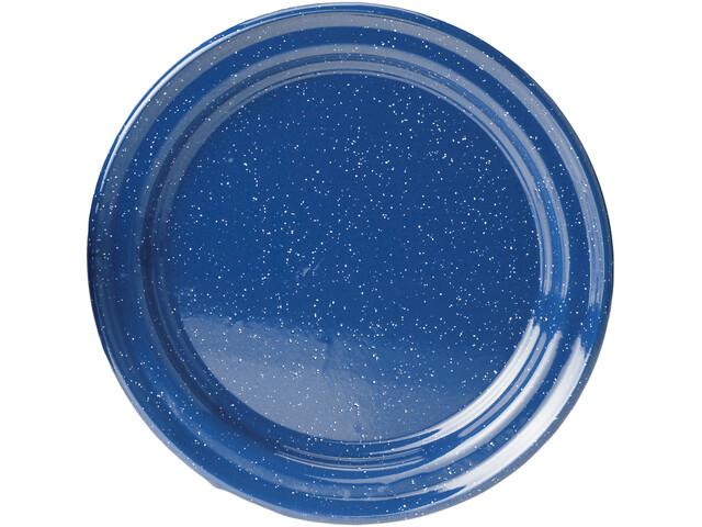 "GSI Piatto 10"" 25,9cm, blu"